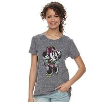 Disney's Minnie Mouse Juniors' Sketch Tee