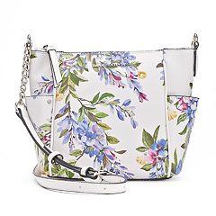 Dana Buchman Pearl Crossbody Bag