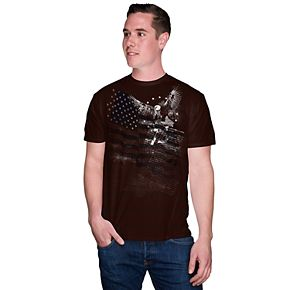 Men's Apt. 9® American Flag Graphic Tee