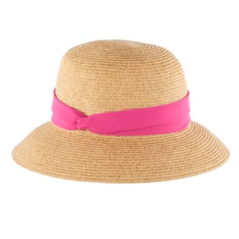 Women's Dana Buchman Twisted Band Cloche Hat