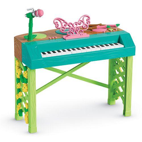 American Girl WellieWishers Butterfly Beats Keyboard