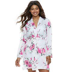 Women's Apt. 9® Floral Wrap Robe