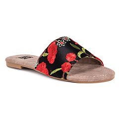 MUK LUKS Mellanie Women's Slide Sandals