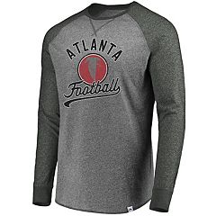 Men's Atlanta Falcons Historic Long-Sleeve Tee