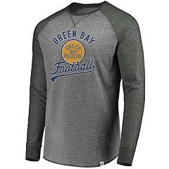 Men's Green Bay Packers Historic Long-Sleeve Tee
