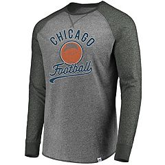 Men's Chicago Bears Historic Long-Sleeve Tee