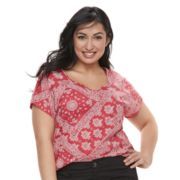 Plus Size SONOMA Goods for Life™ Dolman Top