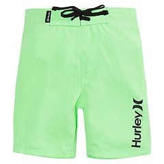 Toddler Boy Hurley Heathered One & Only Board Shorts