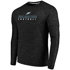 Men's Majestic Philadelphia Eagles Ultra Streak Tee