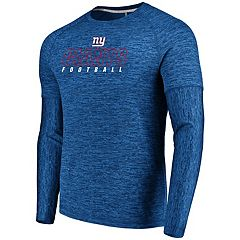 Men's Majestic New York Giants Ultra Streak Tee