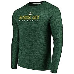 Men's Majestic Green Bay Packers Ultra Streak Tee