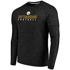 Men's Majestic Pittsburgh Steelers Ultra Streak Tee