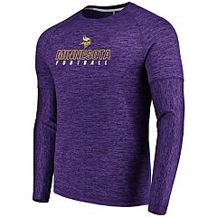 Men's Majestic Minnesota Vikings Ultra Streak Tee