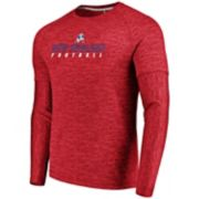Men's Majestic New England Patriots Ultra Streak Tee