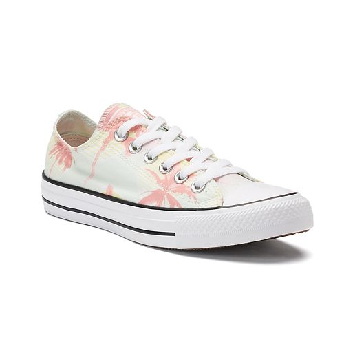 8cf207dab2520c Women s Converse Chuck Taylor All Star Palm Trees Ox Sneakers