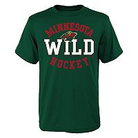 Boys 8-20 Minnesota Wild Spectacle Tee