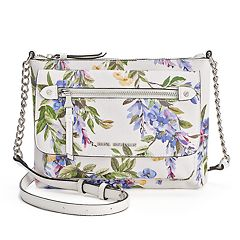 Dana Buchman Helene Floral Crossbody Bag