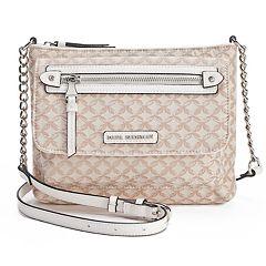 Dana Buchman Helene Jacquard Crossbody Bag
