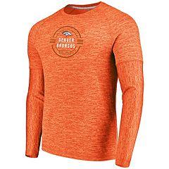 Men's Denver Broncos Ultra Streak Tee