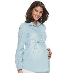 Maternity a:glow Essential Shirt