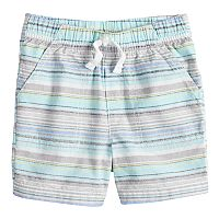 Toddler Boy Jumping Beans® Printed Woven Shorts