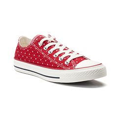 Women's Converse Chuck Taylor All Star Perforated Star Ox Sneakers