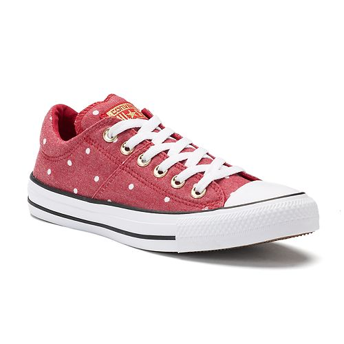 b3e429a8ba1659 Women s Converse Chuck Taylor All Star Polka-Dot Madison Sneakers
