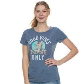 "Disney's The Lion King Juniors' Rafiki ""Good Vibes Only"" Tee"