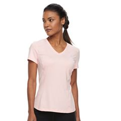 Women's FILA SPORT® UPF Short Sleeve V-Neck Tee