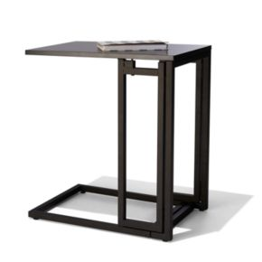 Simple by Design Collapsible C-Table End Table
