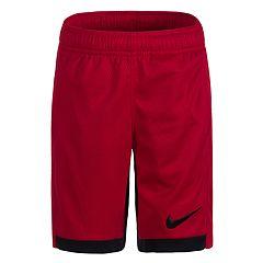 Boys 4-7 Nike Logo Trophy Shorts