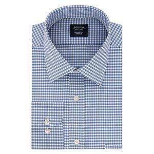 Big & Tall Arrow Regular-Fit Stretch Spread-Collar Dress Shirt
