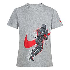 Boys 4-7 Nike Brush Football Player Graphic Tee