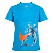 Boys 4-7 Nike Brush Soccer Player Graphic Tee