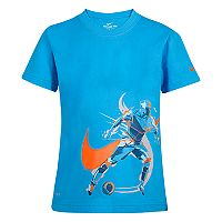 Boys 4-7 Nike Brush Soccer Player Graphic Tee