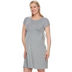 Maternity a:glow Empire T-Shirt Dress