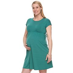 Maternity a:glow Empire T-Shirt Dress