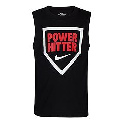 Boys 4-7 Nike 'Power Hitter' Baseball Tank Top