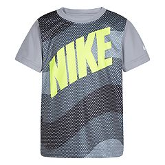 Boys 4-7 Nike Wavy Mesh Graphic Tee