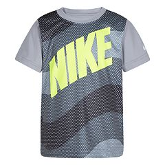 Boys 4-7 Nike Wavy Mesh Graphic Tee