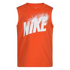 Boys 4-7 Nike Dissolve Graphic Tank Top
