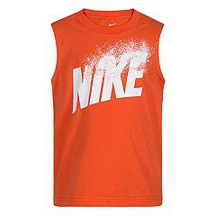Boys 4-7 Nike Dissolve Graphic Tank Top