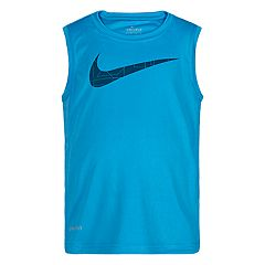 Boys 4-7 Nike Legacy Swoosh Tank Top