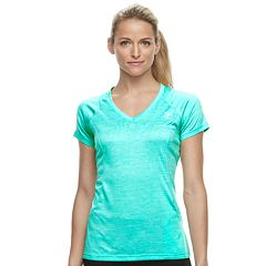 Women's FILA SPORT® Space-Dye Open Back Racer Tee