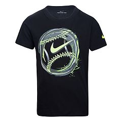 Boys 4-7 Nike Brush Baseball Graphic Tee