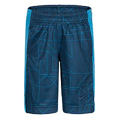 Boys 4-7 Nike Legacy Blue Athletic Shorts