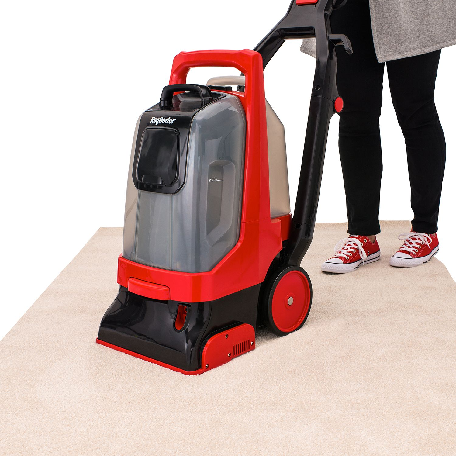 foto Rug Doctor Pro Deep Hard Floor Cleaner with Hose and Extender for Pro Deep Carpet Cleaner