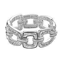 Napier Rectangle Stretch Bracelet