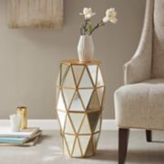 Madison Park Lawton Accent End Table