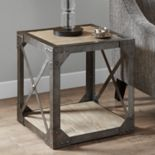 Madison Park Brewer End Table